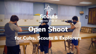 Open shoot
